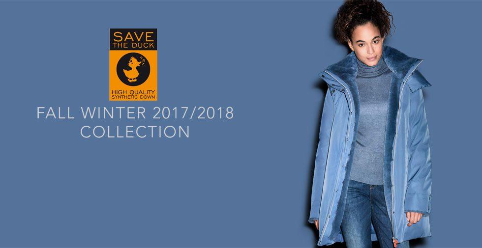 Save The Duck Collezione Donna Autunno Inverno 2017/18